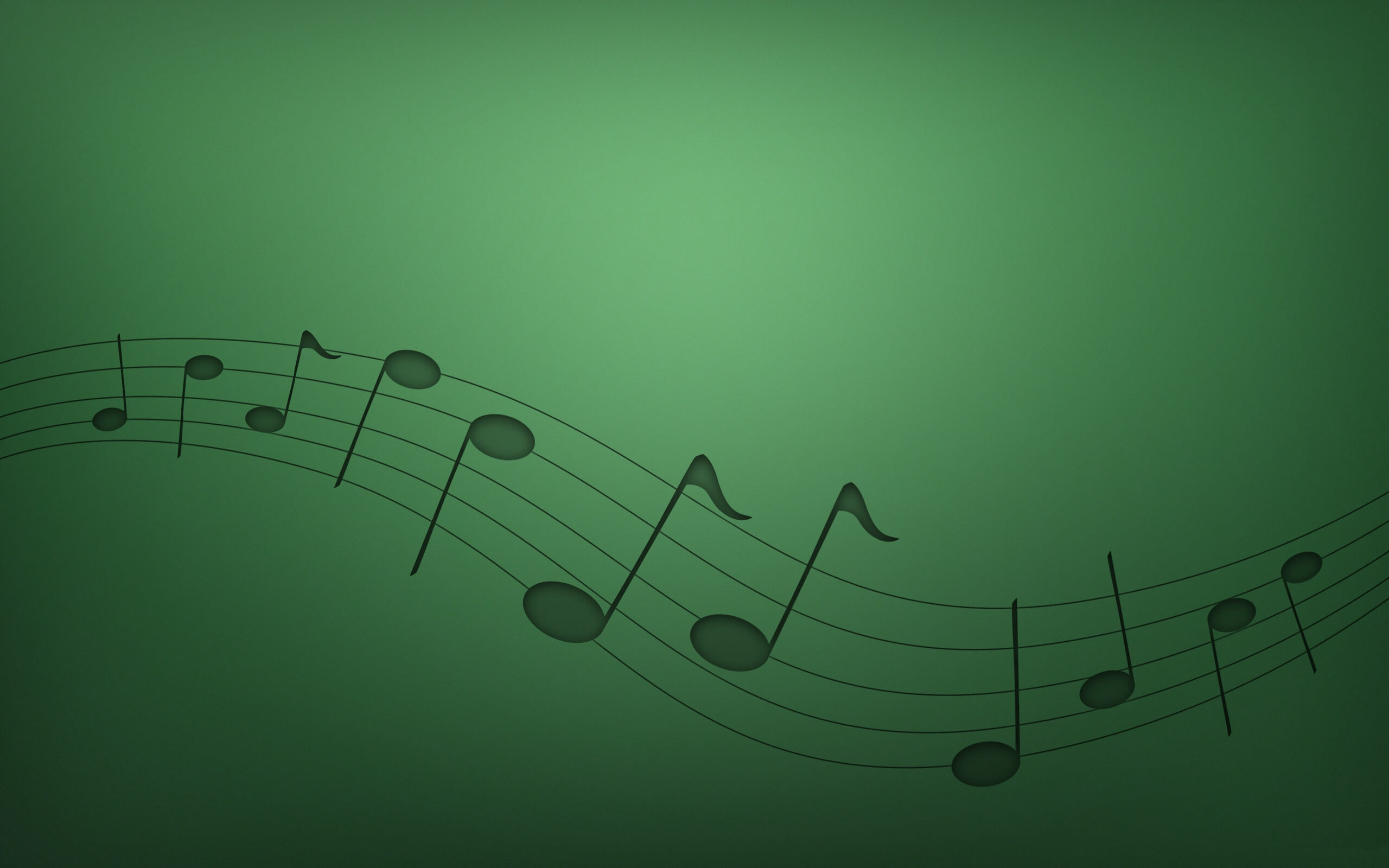 - Music note wallpaper for walls ...