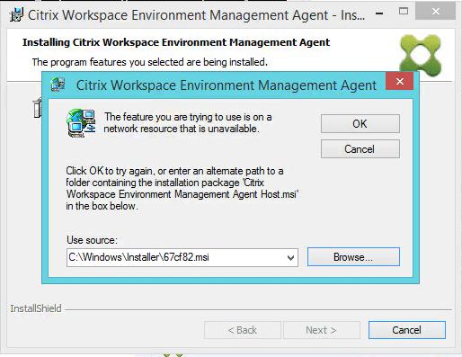 Citrix Workspace Not Working